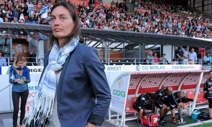 Игра ее жизни: как Корин Дьякр покоряла мужской футбол