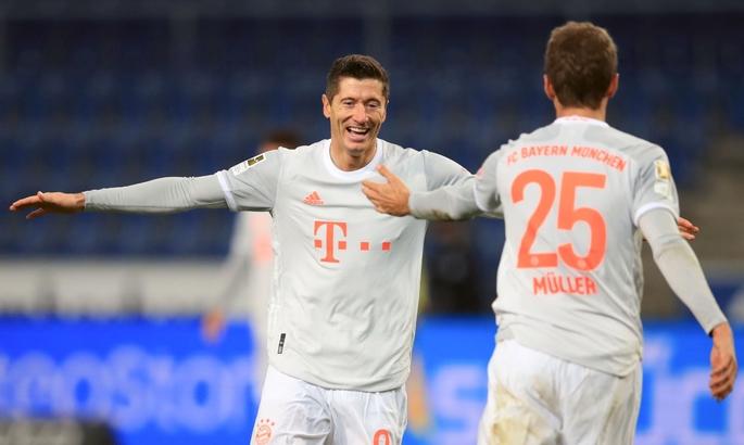 Арминия - Бавария 1:4. Обзор матча и видео голов