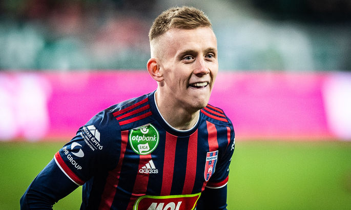Как Коноплянка в лучшие годы: Петряк забил блестящий гол за Фехервар