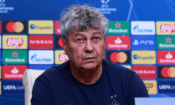 Луческу: Весь бюджет Динамо - це половина зарплати Роналду