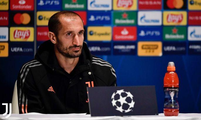 Кьеллини: К счастью для нас, Шевченко сейчас уже не играет, а работает тренером