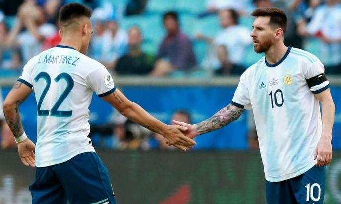 Лаутаро Мартинес: Месси – лучший игрок в мире, Лео иначе понимает футбол