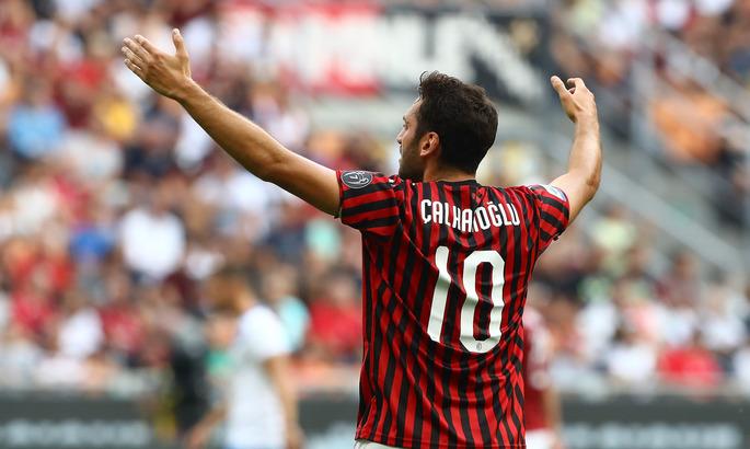 Милан теряет одного из лидеров на ближайшие матчи