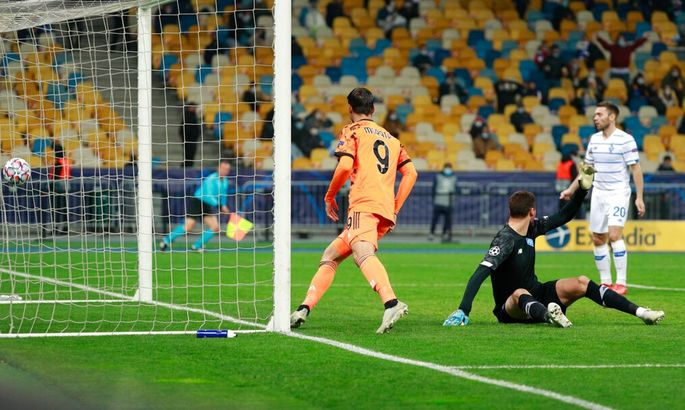 Динамо – Ювентус 0:2. Видео голов и обзор матча