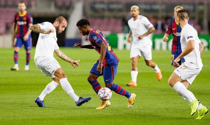 Барселона - Ференцварош 5:1. Видео голов и обзор матча
