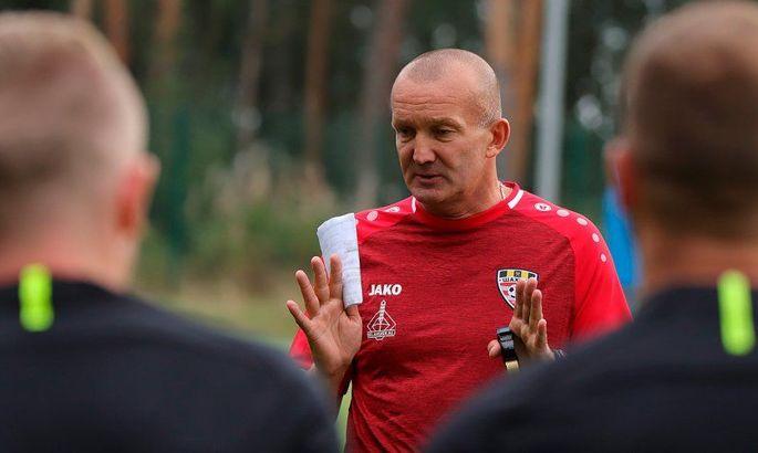 Григорчук после поражения от солигорского Шахтера высказался о шансах на чемпионство