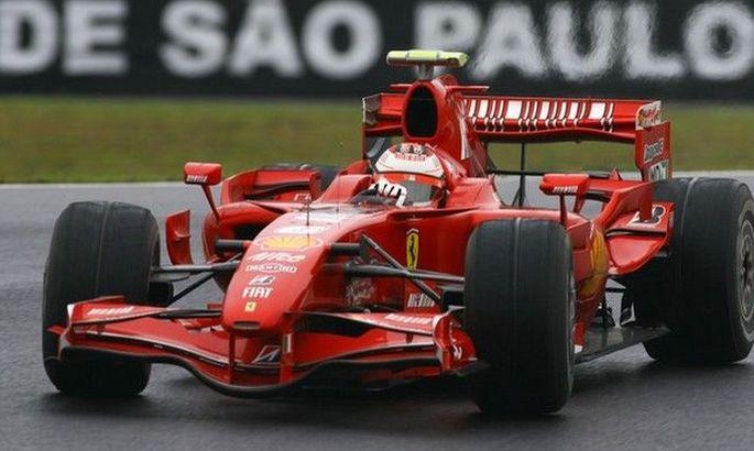 13 лет назад Райкконен драматично стал чемпионом Формулы-1. ВИДЕО