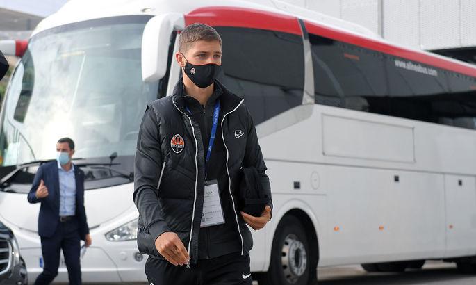Трубин, Бондарь и Корниенко дебютировали в Лиге чемпионов
