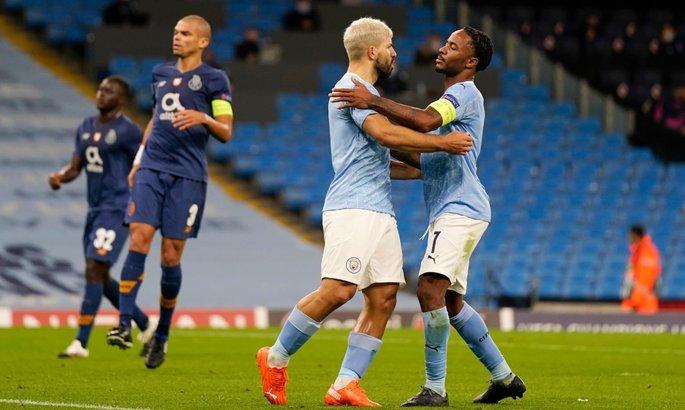 Манчестер Сити - Порту 3:1. На классе, но с потерями