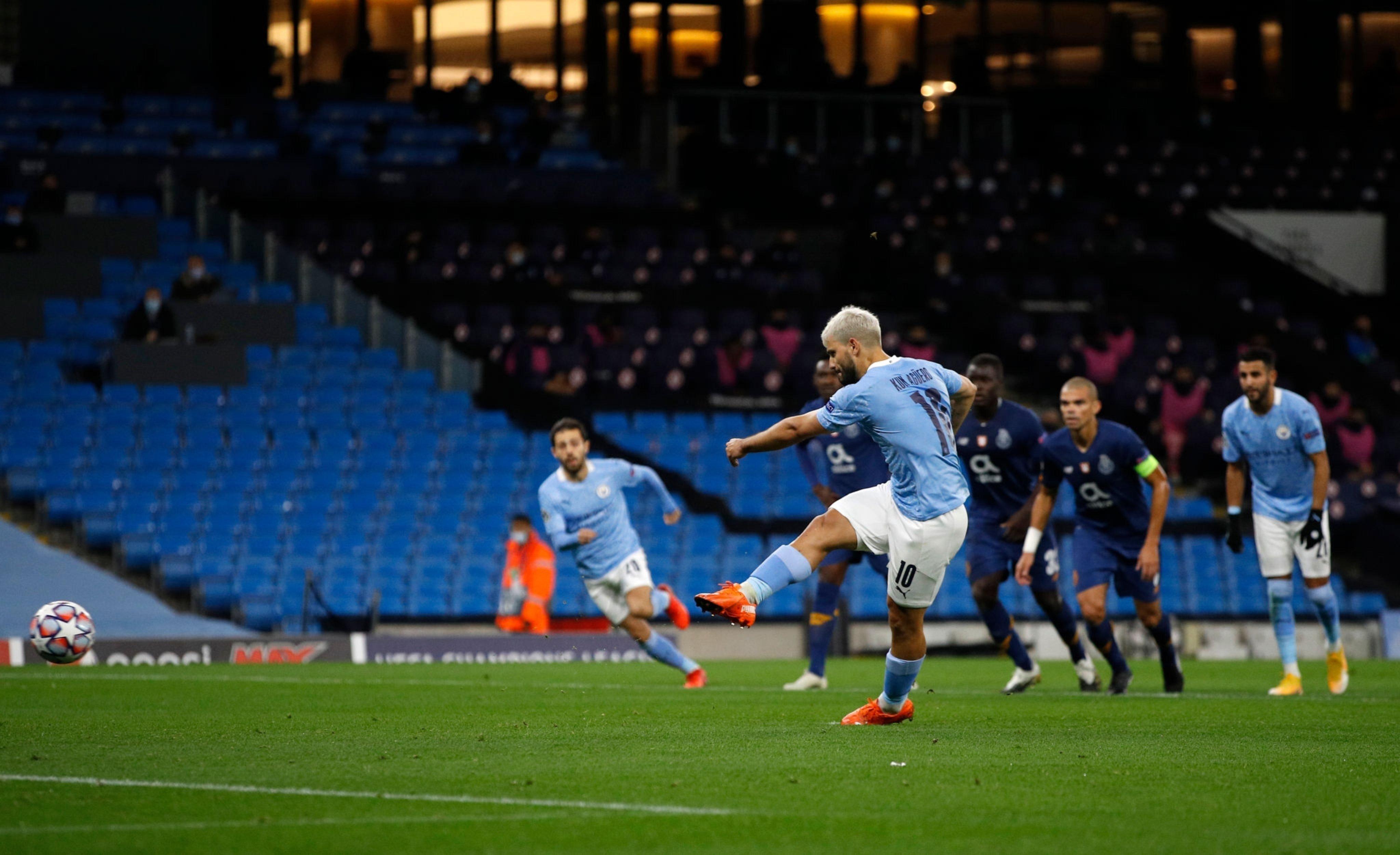 Манчестер Сити - Порту 3:1. На классе, но с потерями - изображение 2