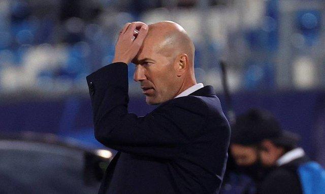 Зидан: По крайней мере, Реал поборолся во втором тайме