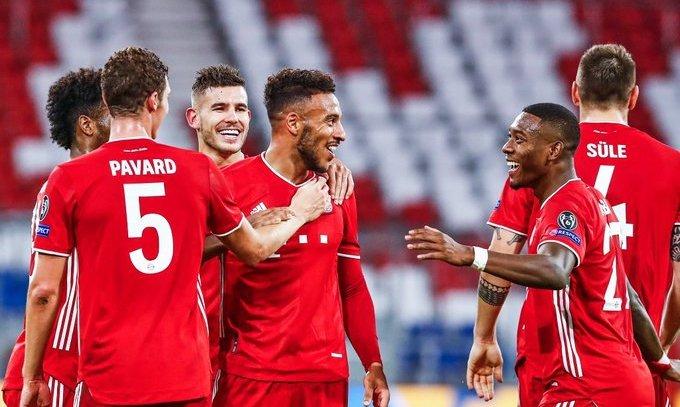 Бавария - Атлетико 4:0. Видео голов и обзор матча