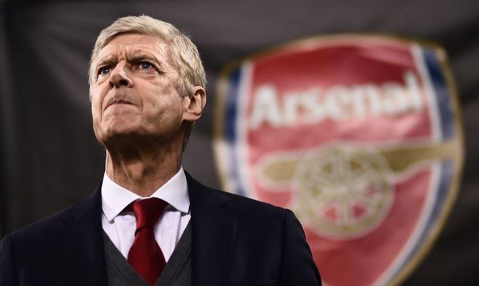 Венгер: Думаю в Арсенала получится исправить ситуацию