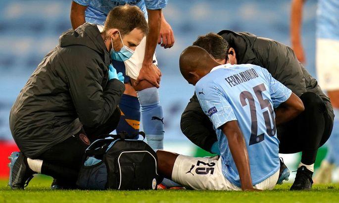 Гвардиола на полтора месяца теряет важного футболиста Манчестер Сити