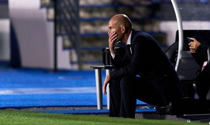 Эксперт: У игроков Реала я не увидел злости на такой результат