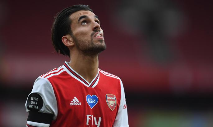 Зидан изменил взгляды? Реал может досрочно вернуть Себальоса из Арсенала