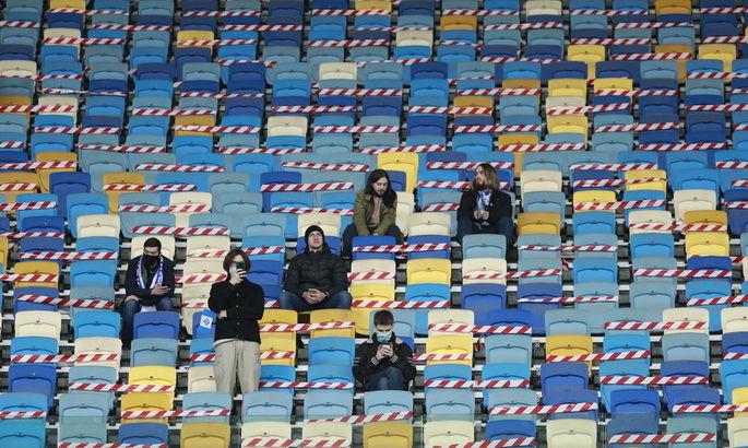 Три матча 15-го тура УПЛ посетили 4 602 болельщика