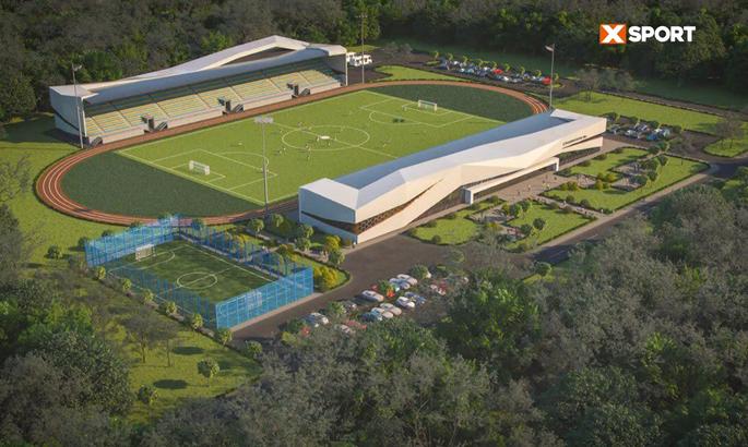 Как будет выглядеть обновленный домашний стадион Агробизнеса после реконструкции