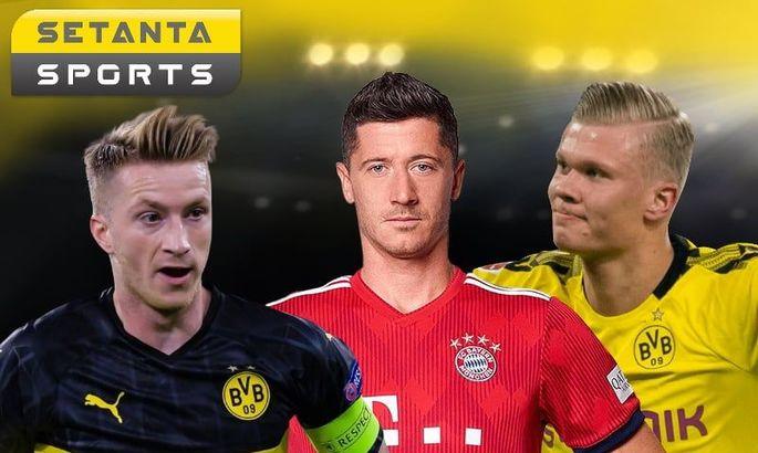 Setanta сообщила о соглашении по трансляции матчей одного из ТОП-5 европейских чемпионатов