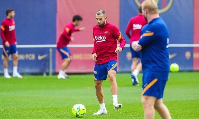 Альба вернулся, потерь почти нет. Барселона объявила заявку на Эль-Классико