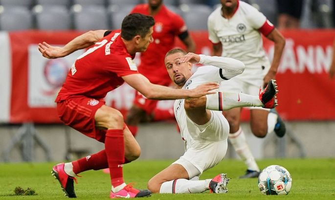 Бавария - Айнтрахт. Прогноз на матч Бундеслиги