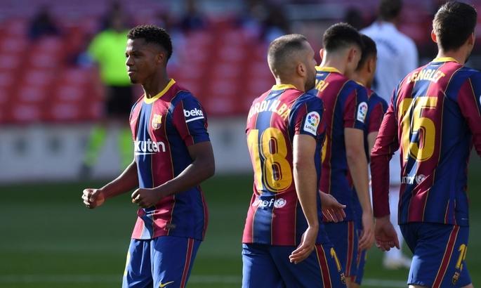 Фати стал самым молодым автором гола в истории Эль Класико