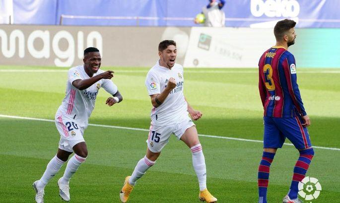 Примера. 7-й тур. Барселона - Реал 1:3. Взбучка от Шахтера дала эффект, или В традициях Зидана