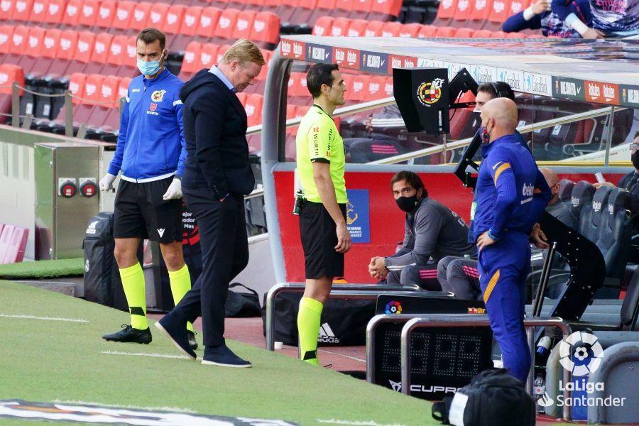 Примера. 7-й тур. Барселона - Реал 1:3. Взбучка от Шахтера дала эффект, или В традициях Зидана - изображение 2