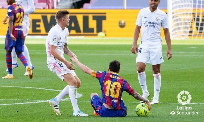 Рамос хозяйничает на Камп Ноу. Барселона - Реал 1:3. Обзор матча и видео голов