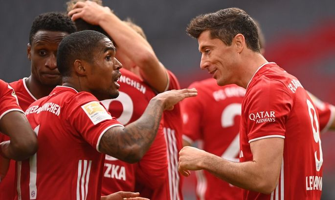 Бавария побила рекорд результативности Бундеслиги на старте сезона