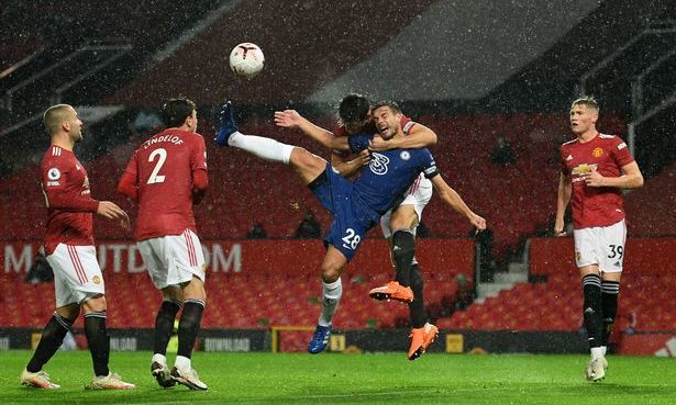 Лэмпард: Челси лишили чистого пенальти в матче с МЮ