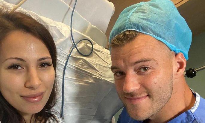 Ярмоленко в третий раз стал отцом. ФОТО