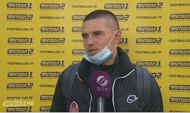 Игрок Шахтера прокомментировал свой дебютный вызов в команду Шевченко