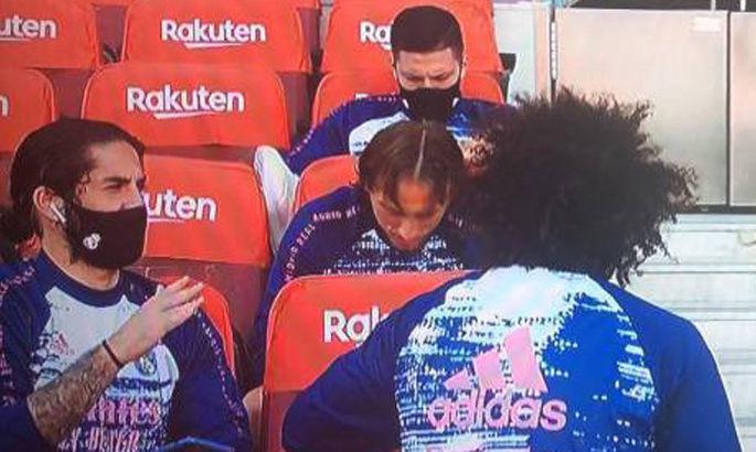 Иско – игрокам Реала: Зидан меняет меня на 60-й минуте или даже в перерыве, а выпускает на поле на 80-й
