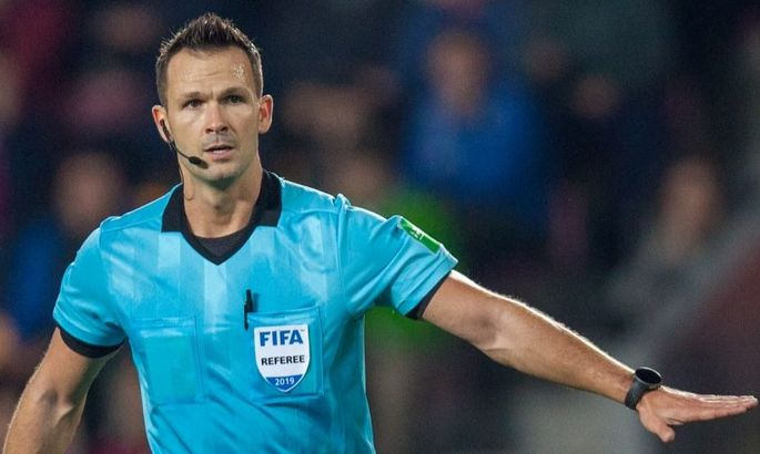 Стало известно, кто будет судить поединок Лиги чемпионов между Ференцварошем и Динамо