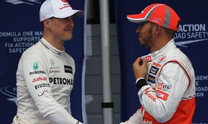 У гонитві за рекордом Шумахера: 10 найяскравіших перемог Хемілтона в Формулі-1