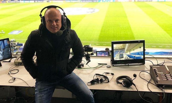 Виктор Вацко возвращается к работе на ТК Футбол