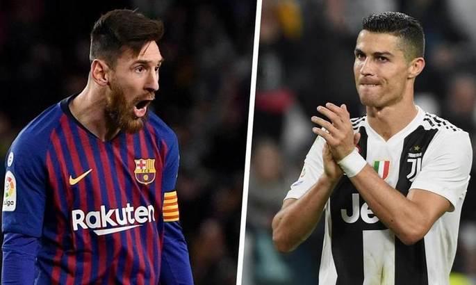 Марадона: Месси или Роналду? Они оба впереди всех