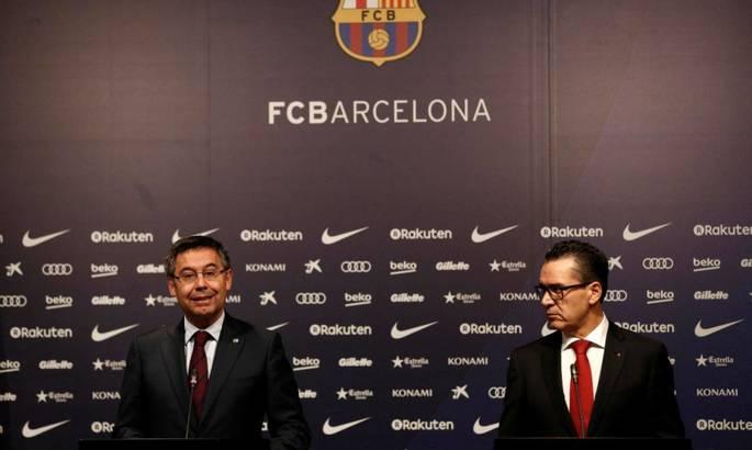 Бартомеу не подав у відставку з поста президента Барселони