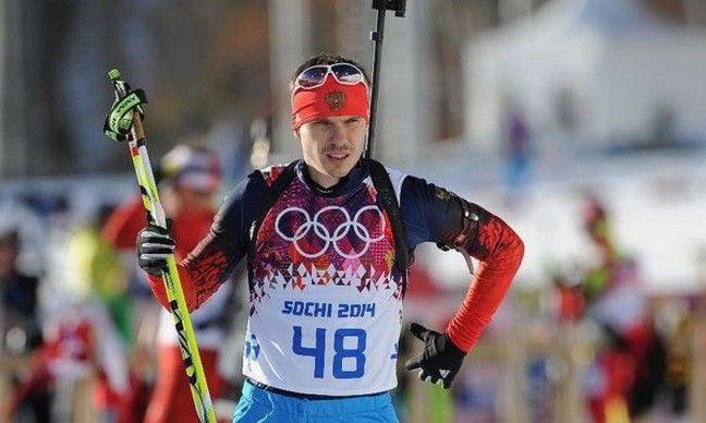 У российского биатлониста отобрали два олимпийских золота из-за допинга