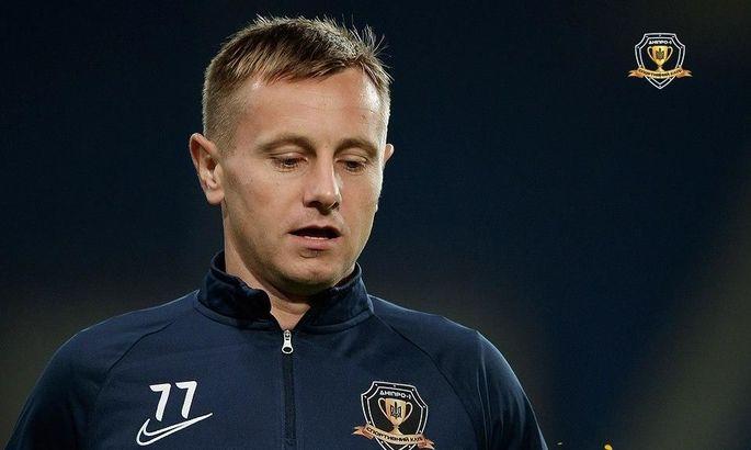 Гол в ворота ПФК Львов игрок Днепра-1 посвятил памяти своего отца
