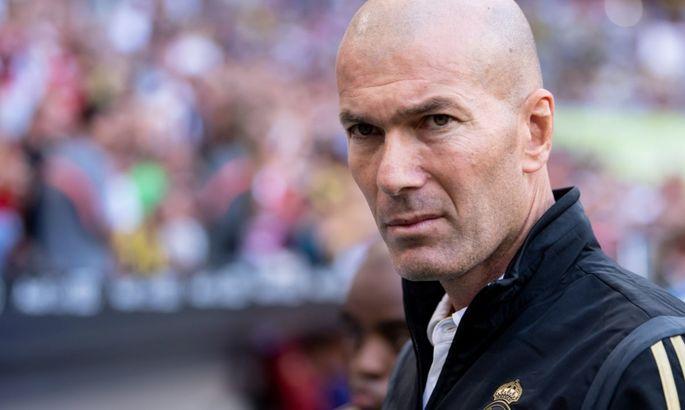 Зидан – о готовности Азара, жалобах Иско, контракте Рамоса и мыслях перед матчем с Барселоной
