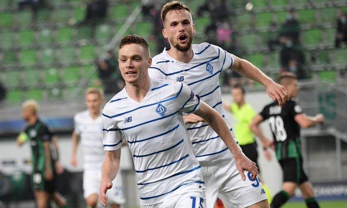 Гол Цыганкова в ворота Ференцвароша стал знаковым для украинского футбола
