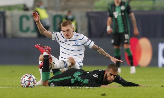 Ференцварош - Динамо 2:2. Не пробачили