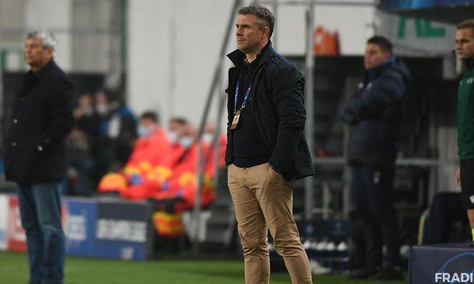 Сергей Ребров: Динамо фантастически играло в первом тайме, но во втором мы были лучше
