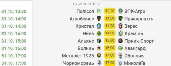 Лидируют Черноморец и Горняк-Спорт, но лучшие Волынь и Верес - анонс десятого тура Первой лиги - изображение 1
