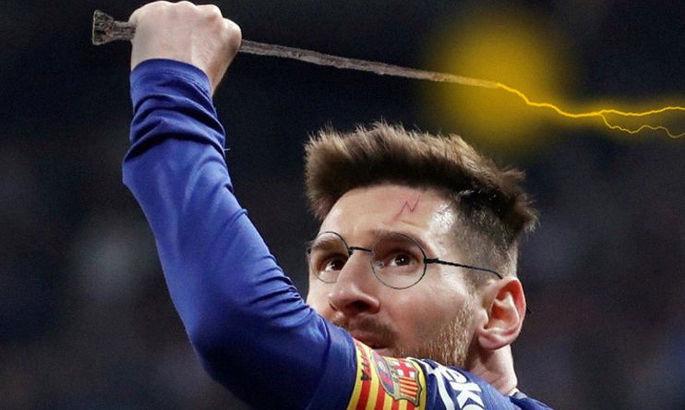 Вьери: Месси – это Гарри Поттер в мире футбола. Когда он повесит бутсы на гвоздь, я выкину телевизор