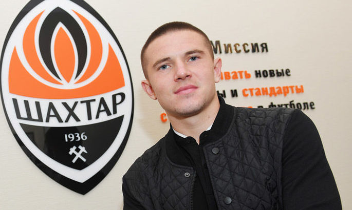 Корниенко: Мои планы в Шахтере - победа в чемпионате, Лиге чемпионов и в каждой игре