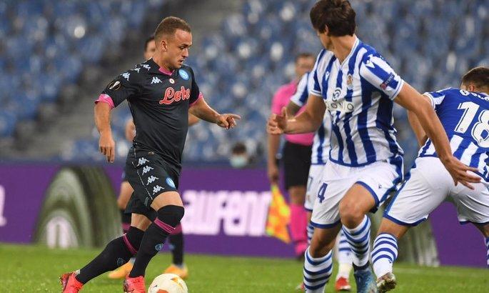 Реал Сосьедад - Наполи 0: 1. Видео обзор матча