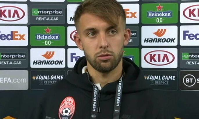 Владлен Юрченко – найкращий футболіст матчу Зоря – Брага за версією SofaScore